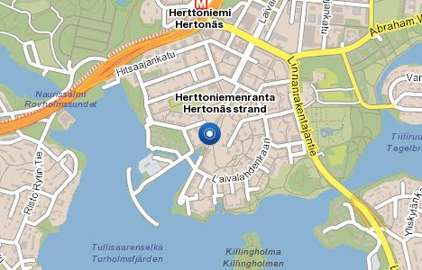 Laivalahden Puistotie 7, Helsinki